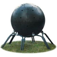 Ecomposter w/ Spider Base