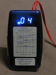 Blue ESR Meter